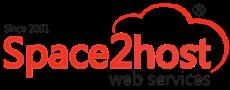 Space2host Logo